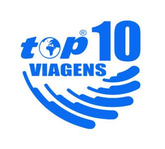 Logo top 10 viagens