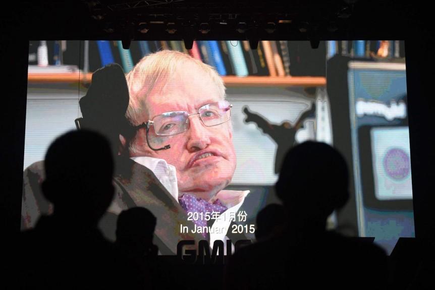 Gmic-Stephen Hawking