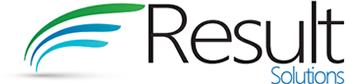 logo result solutions