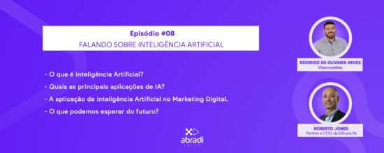 ABRADi talks 8 - Imagem para o site