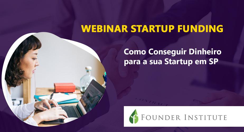 Banner Evento Founder Startup